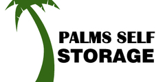 Logo of Palms Self Storage