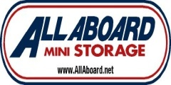 Logo of All Aboard Mini Storage - Alhambra