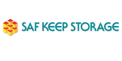 Logo of Saf Keep Self Storage - San Fernando