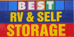 Logo of Best RV & Self Storage
