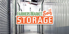 Logo of Farmers Market Self Storage
