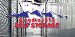 Logo of Arcadia 210 Self Storage